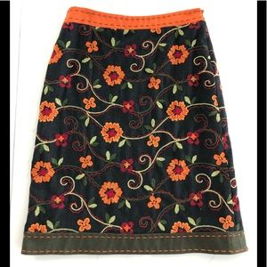 Moschino Cheap and Chic wool skirt size 10